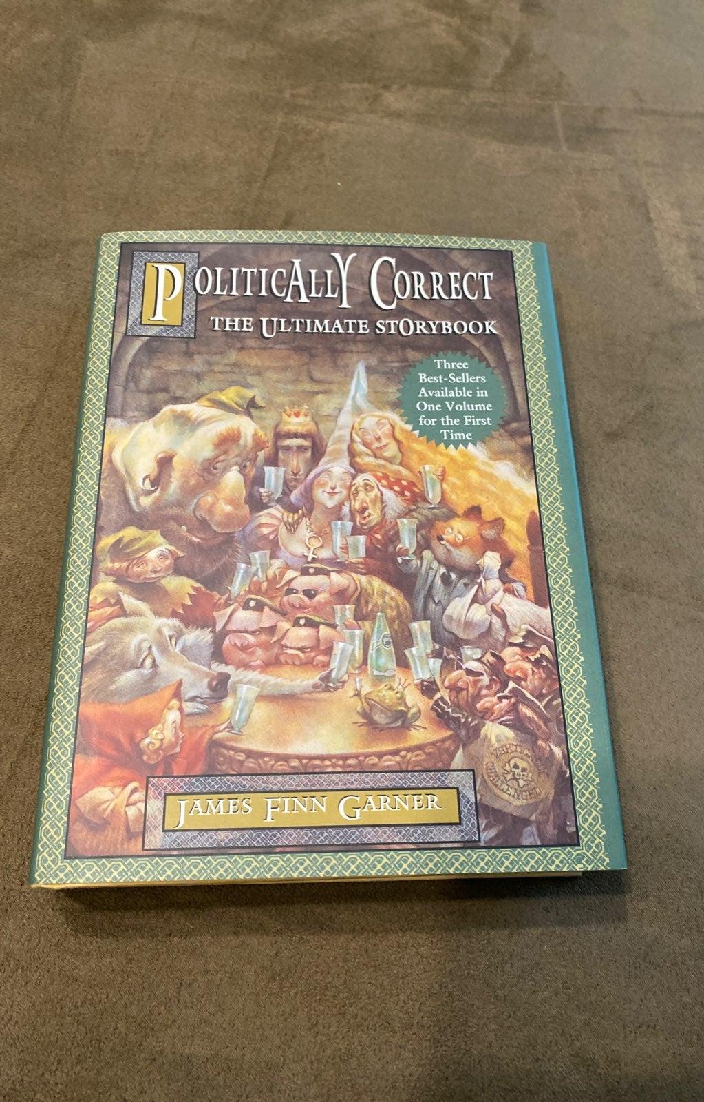 Politically Correct book