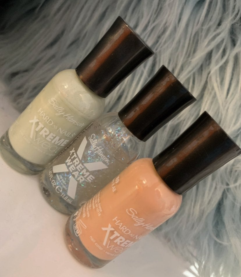 Nail Polish Bundle | Sally Hansen Xtreme