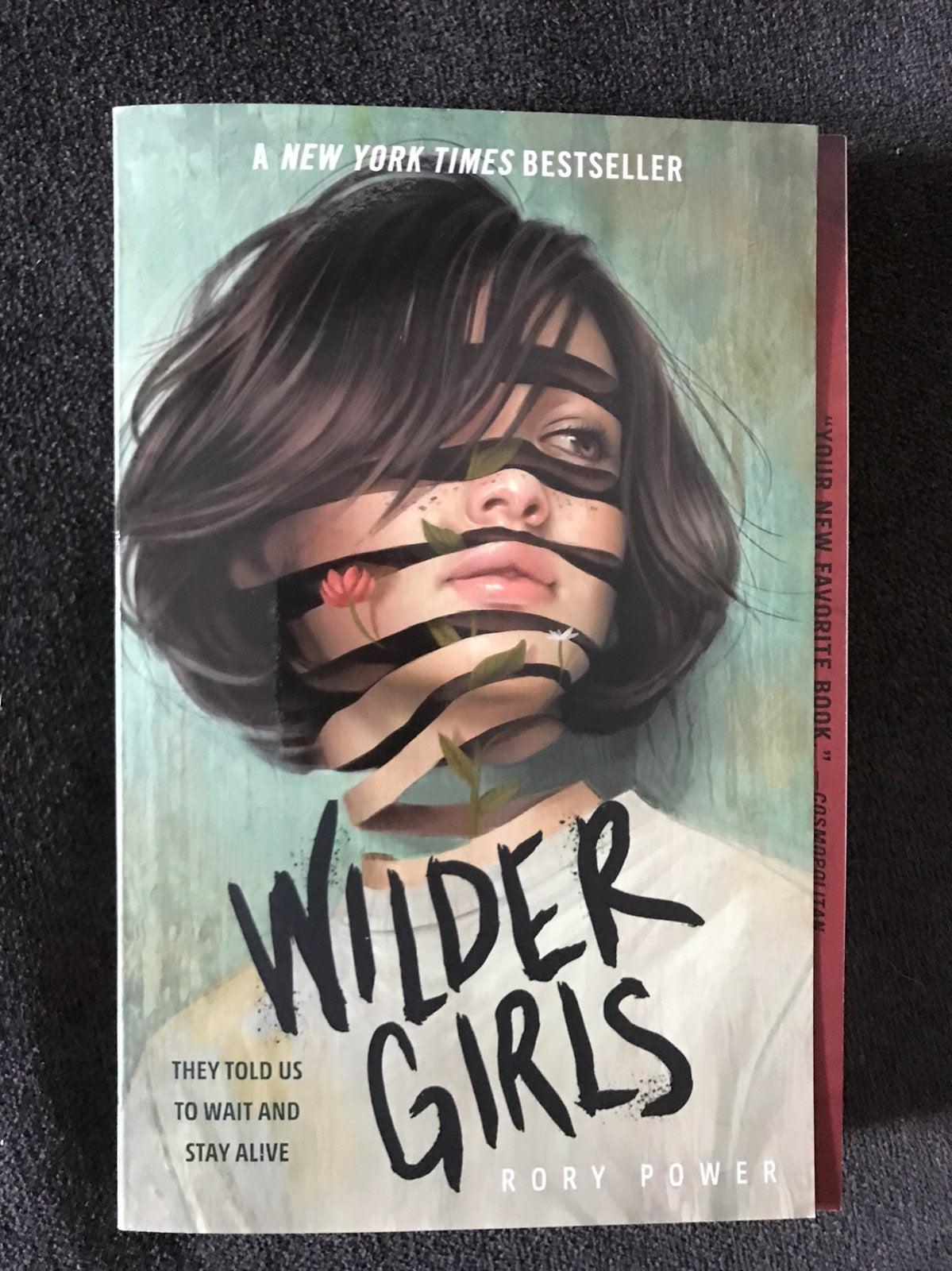 Wilder Girls Rory Power (novel)