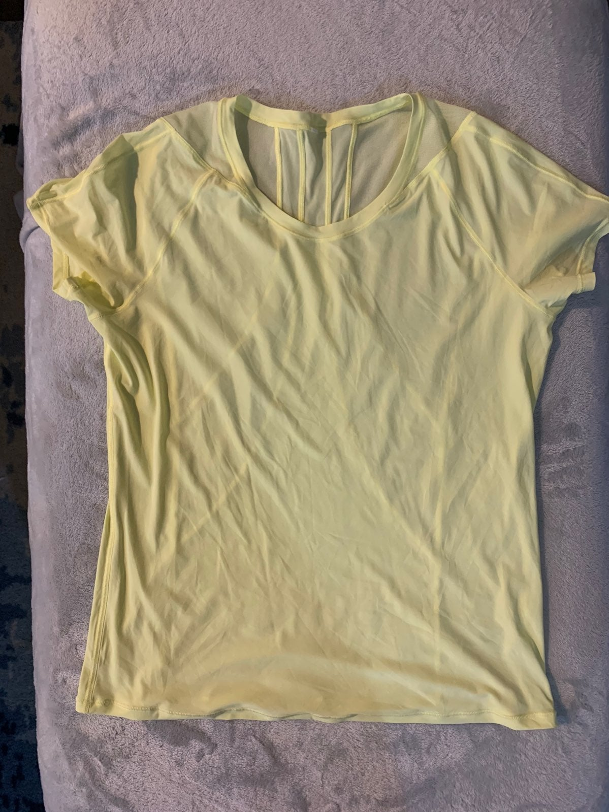 Lululemon Seek the Heat Short Sleeve 6