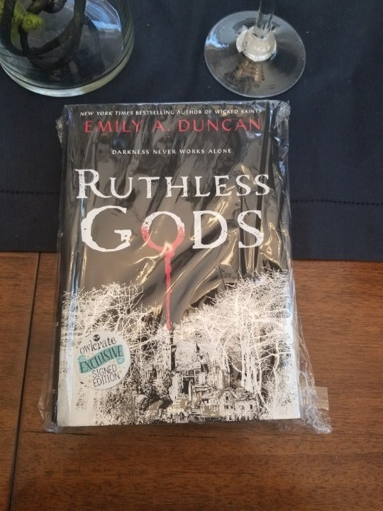 Owlcrate Ruthless Gods