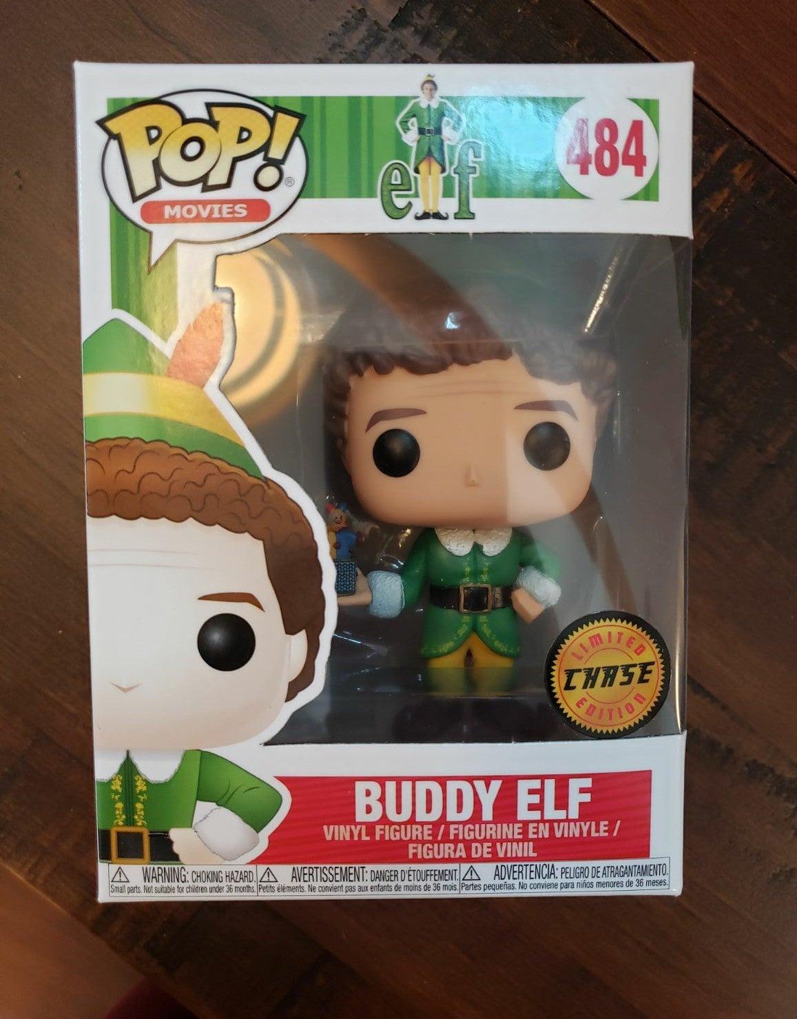 Buddy Elf CHASE 484 funko