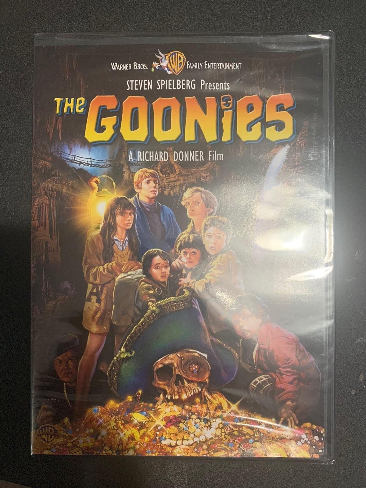 The Goonies DVD