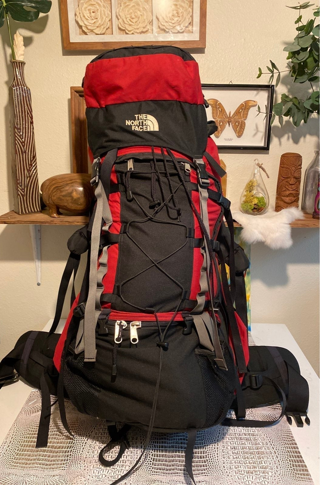 The North face expedition backpack