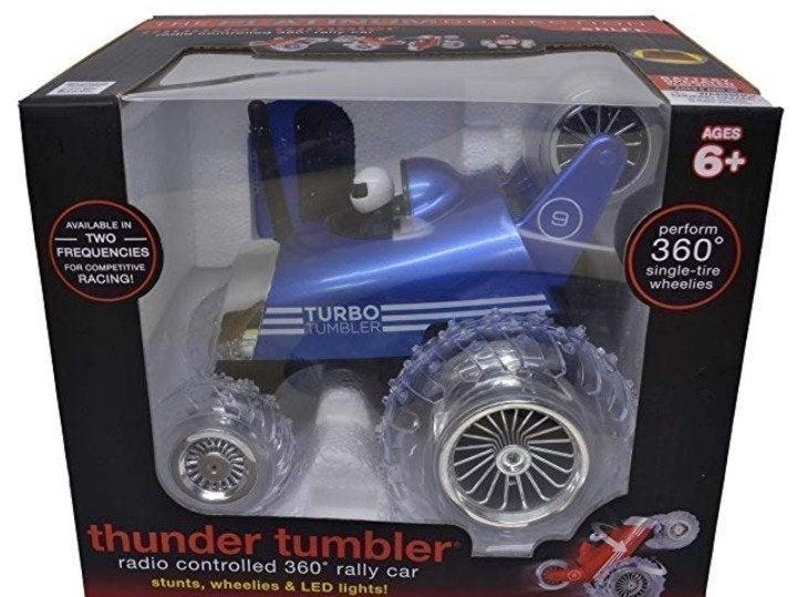 Platinum Shift Rc Turbo Tumbler Cars