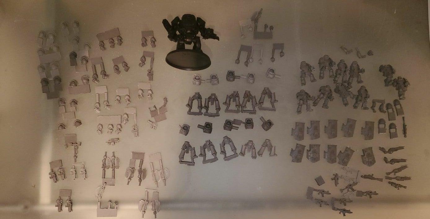 Warhammer iron hands 30k/40k