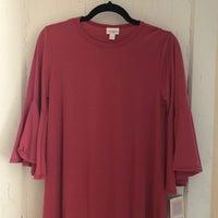 bed940c2cb3 LuLaRoe Bell Sleeve Dresses