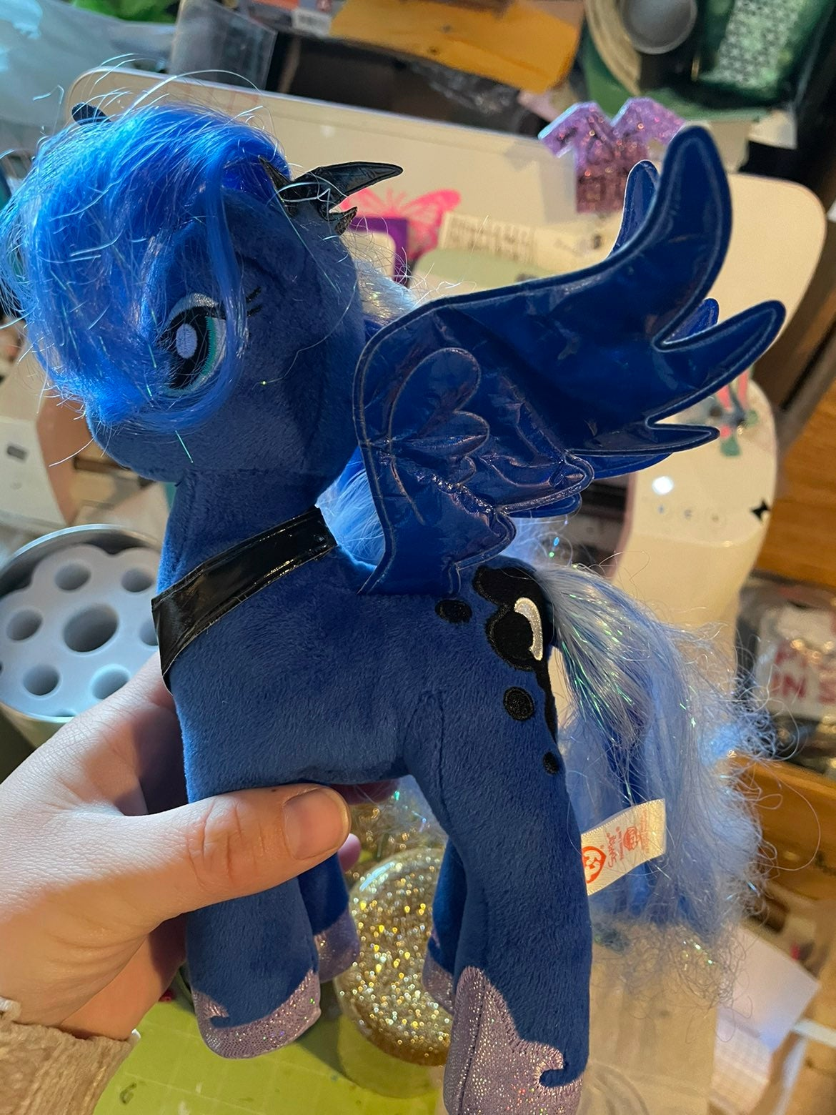 Rare ty pony