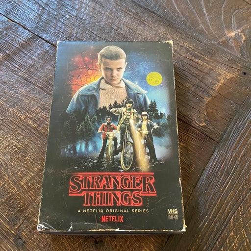 Stranger Things Season 1 DVD Set
