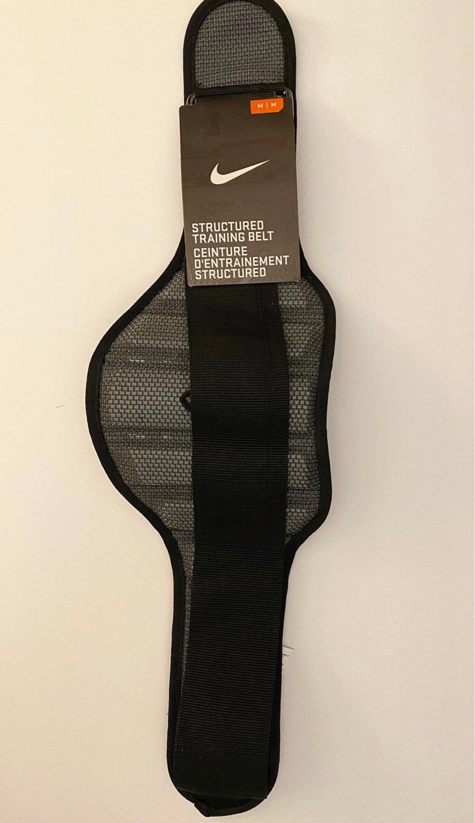 Nike Structred Training Belt
