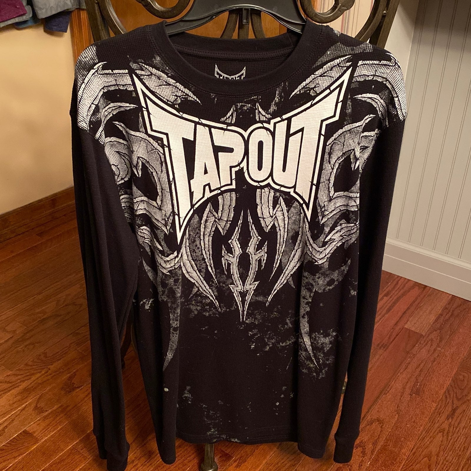 New Vintage TAPOUT Thermal Shirt XL