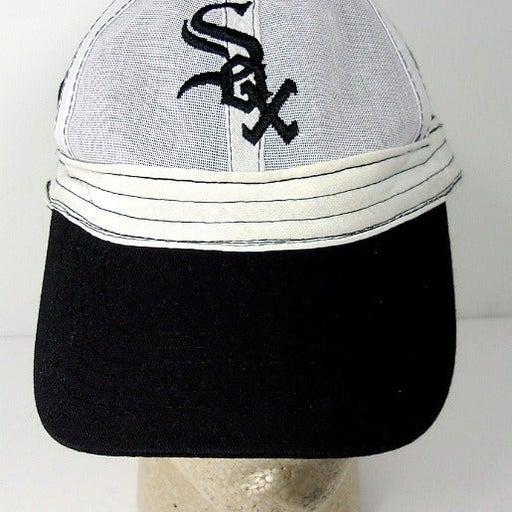 Vintage SOX Black N White Baseball Cap