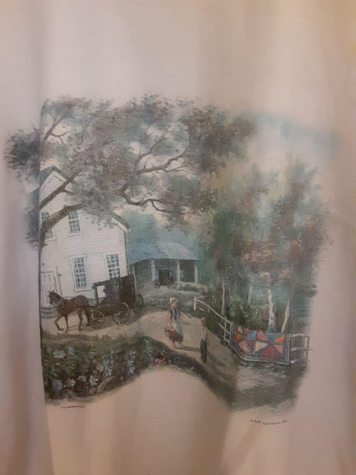 Gildan Amish T-Shirt size 2XL