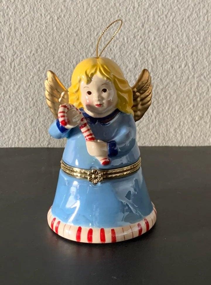 Mr Christmas  Metallic/Porcelain Angel