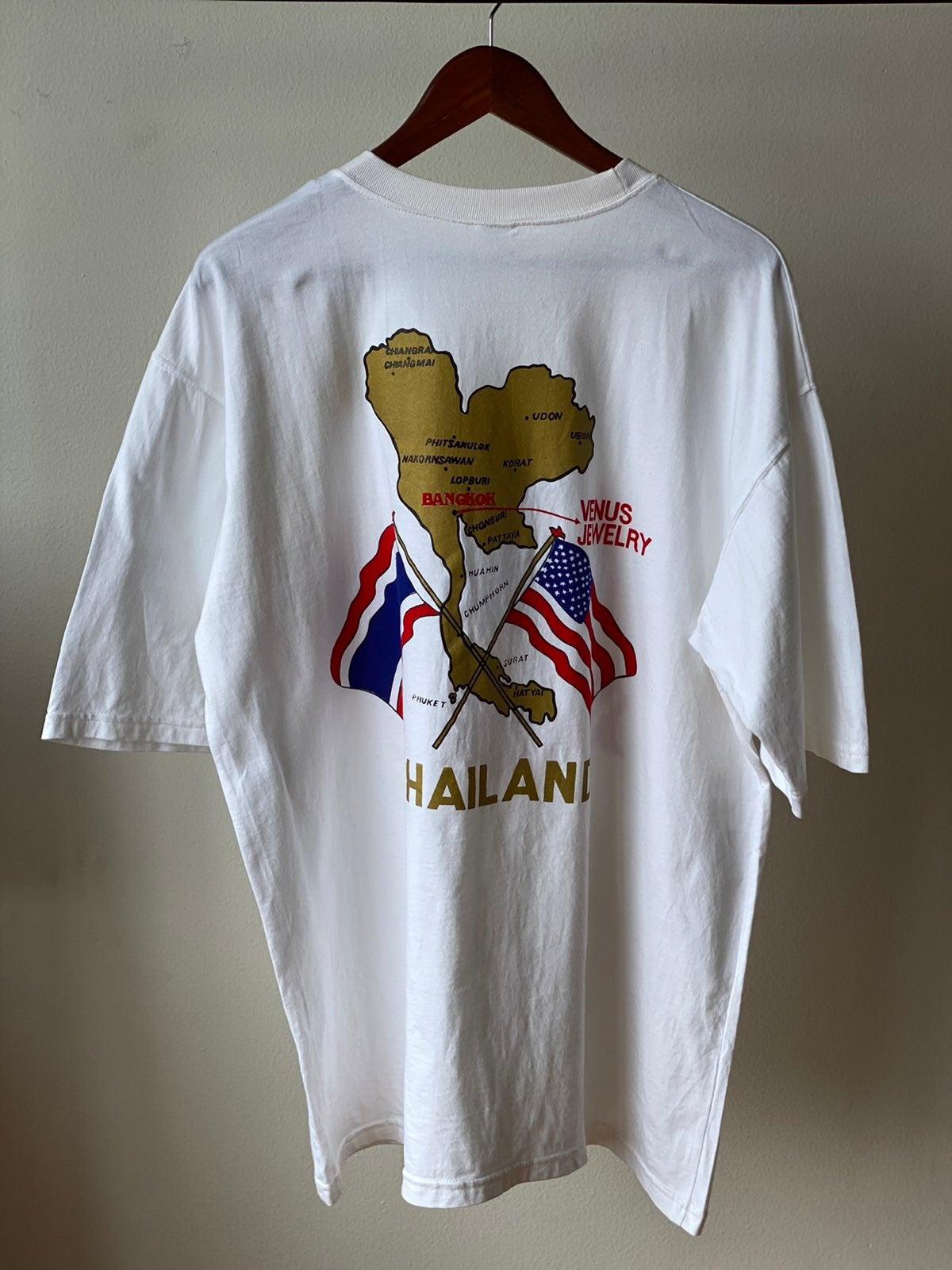 Vintage '97 US/Thailand Shirt Sz XXL