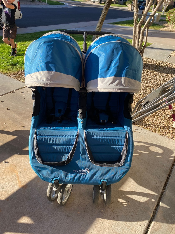 Baby Jogger 2015 City Mini GT Double Str