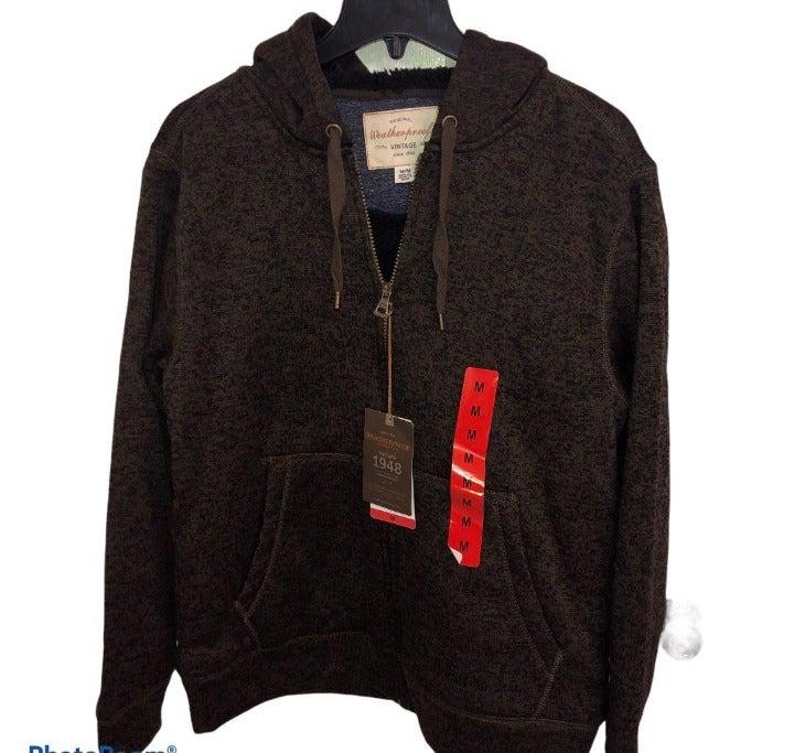 Weatherproof Vintage Full Zip Hoodie