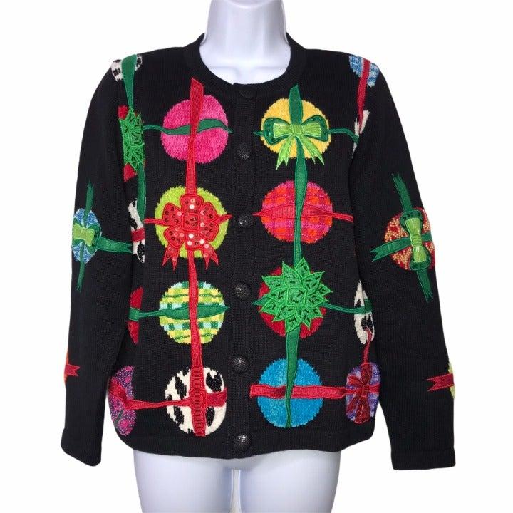 Berek Colorful Vintage Ugly Sweater S