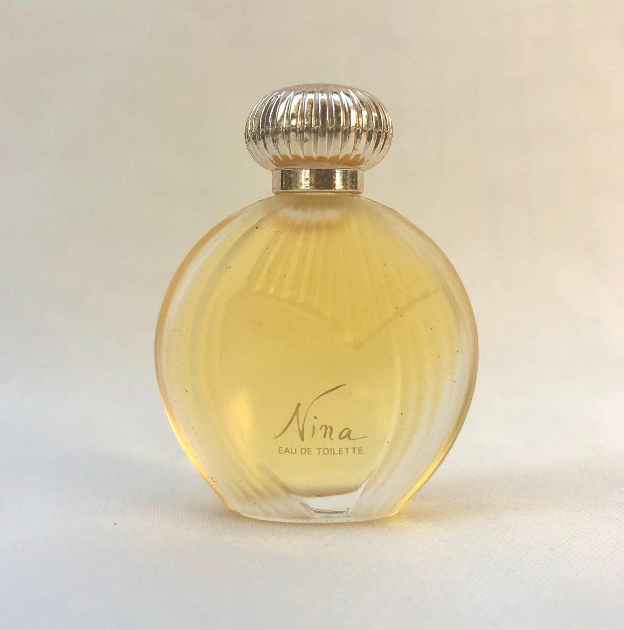Vintage Nina Ricci Mini Perfume +Bonus