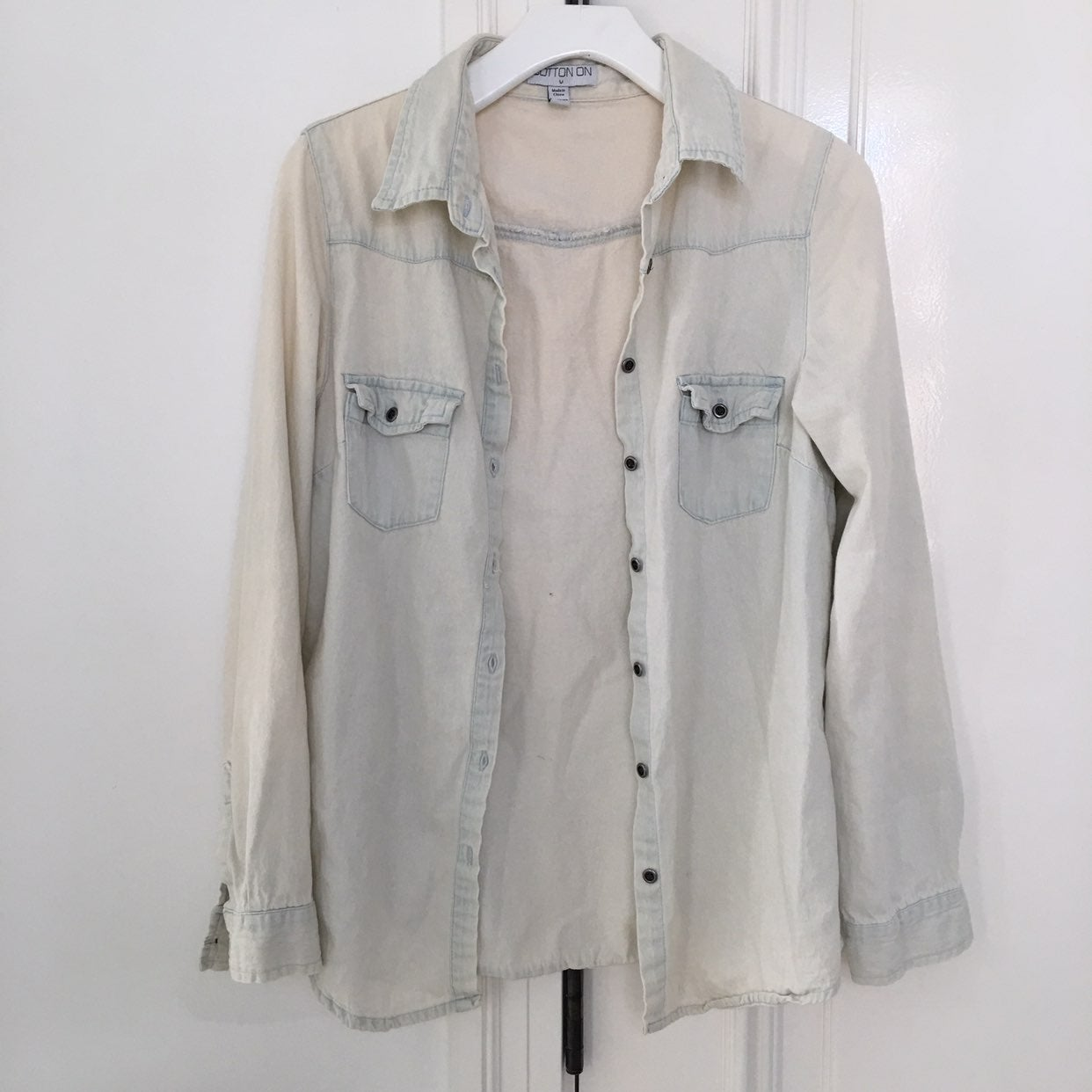 Cotton On Button Down Top