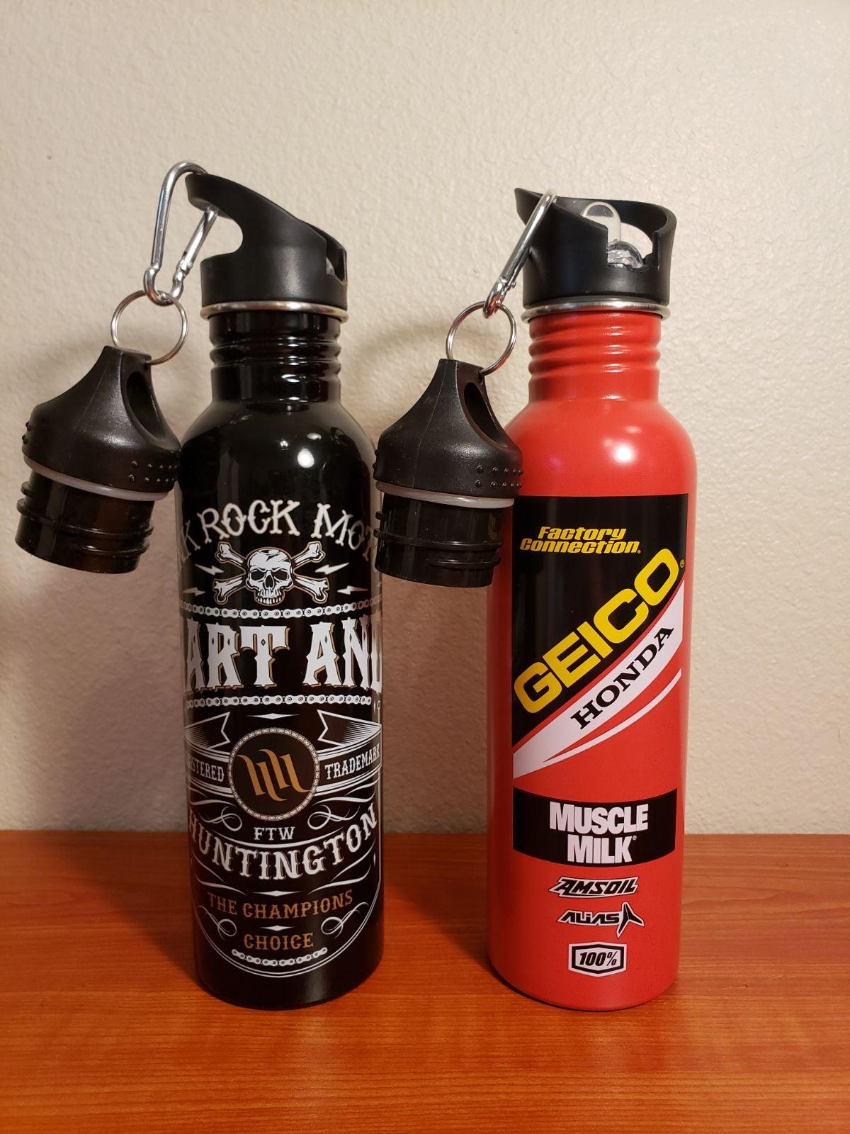 Geico Honda/H&H Water Bottles