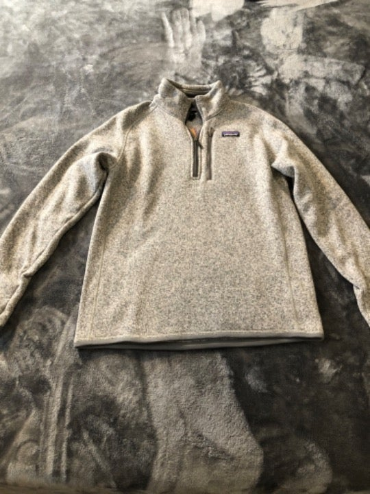 Patagonia Zip Pull Over Jacket Sweater M