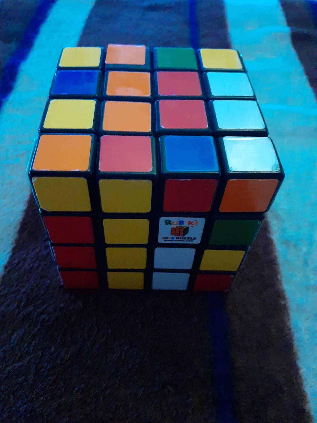 rubiks cube 4 x 4