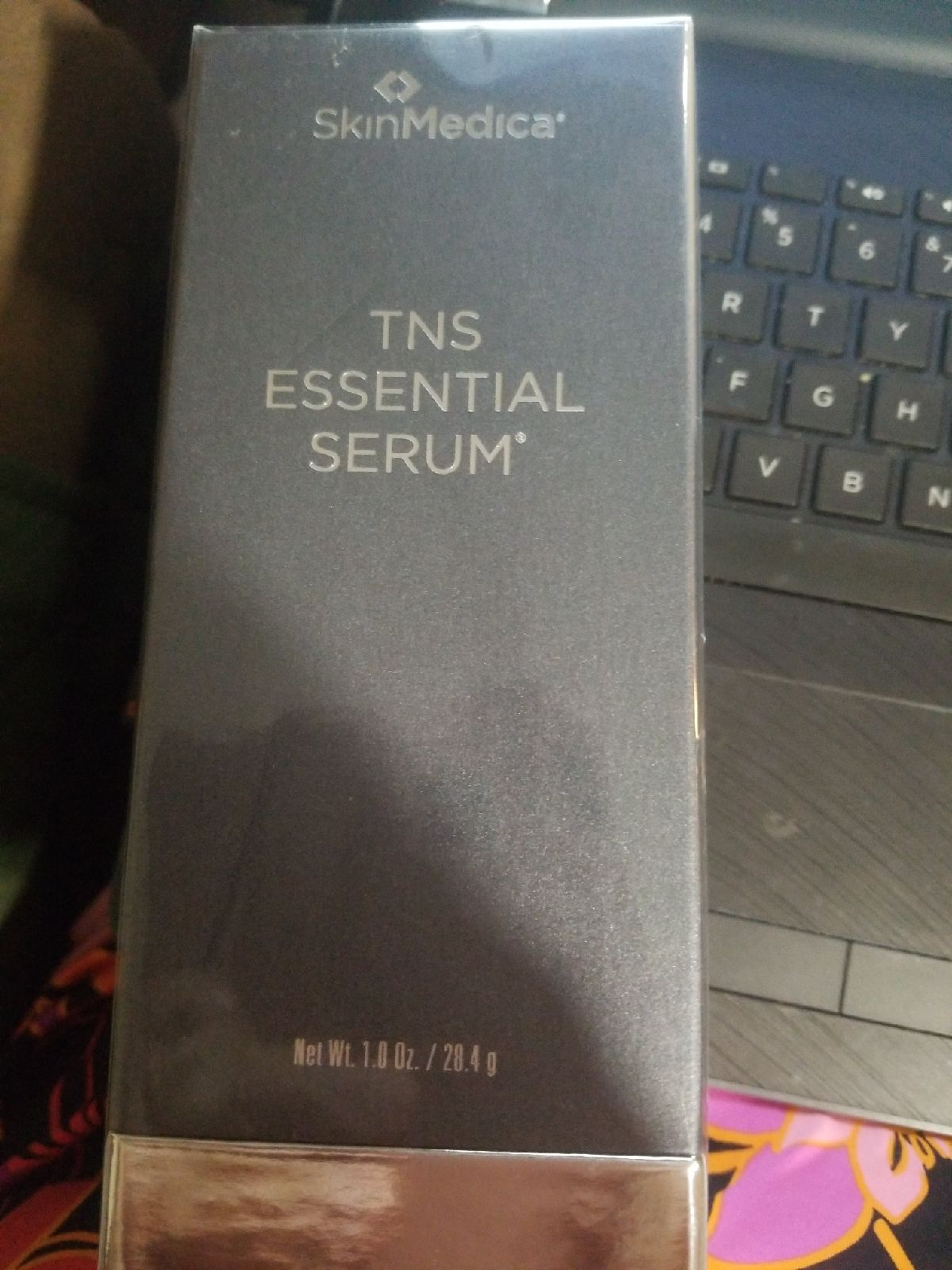 SkinMedica TNS Essentisls Serum 1oz EXP