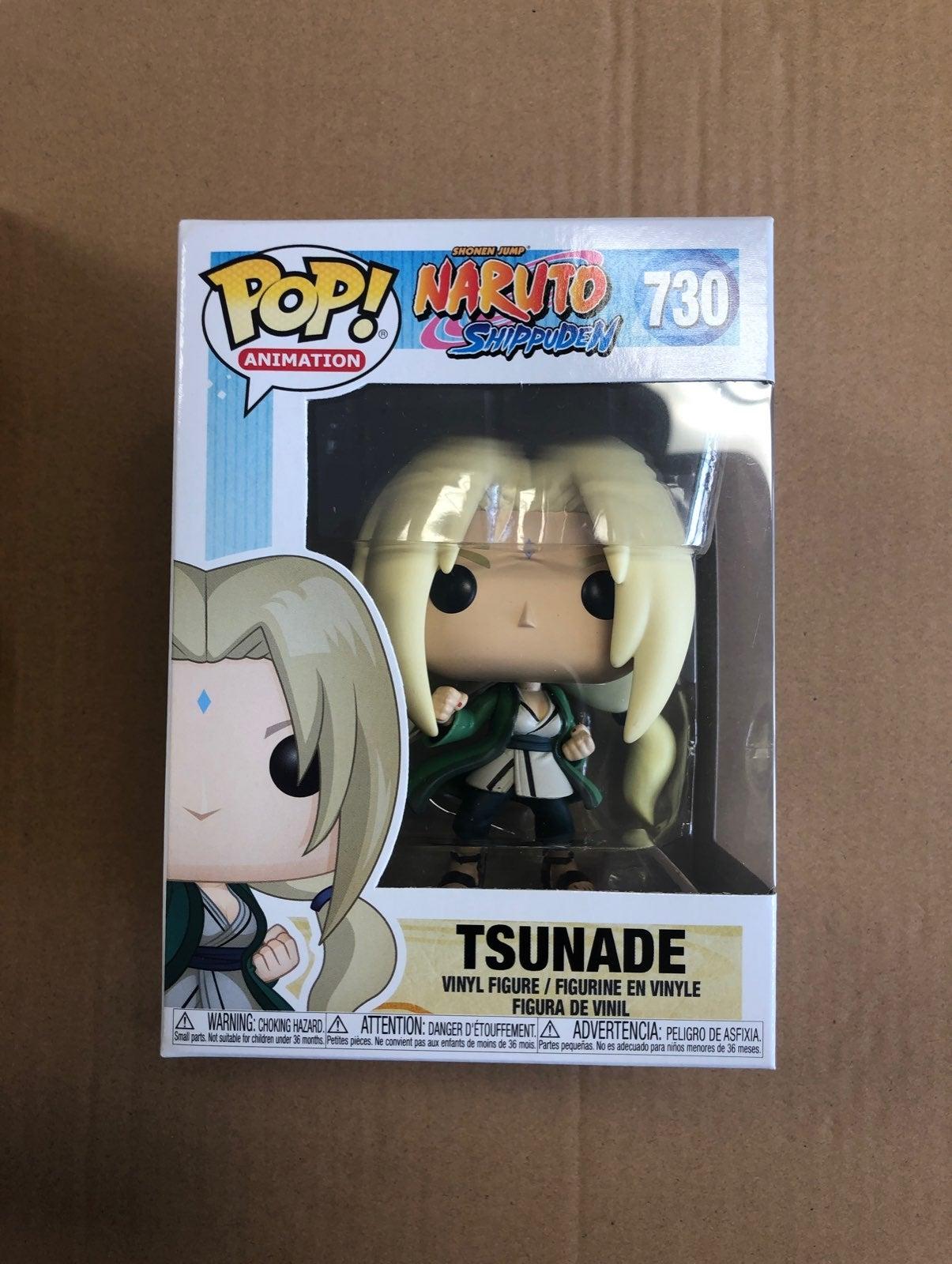 Funko Pop 730 Tsunade