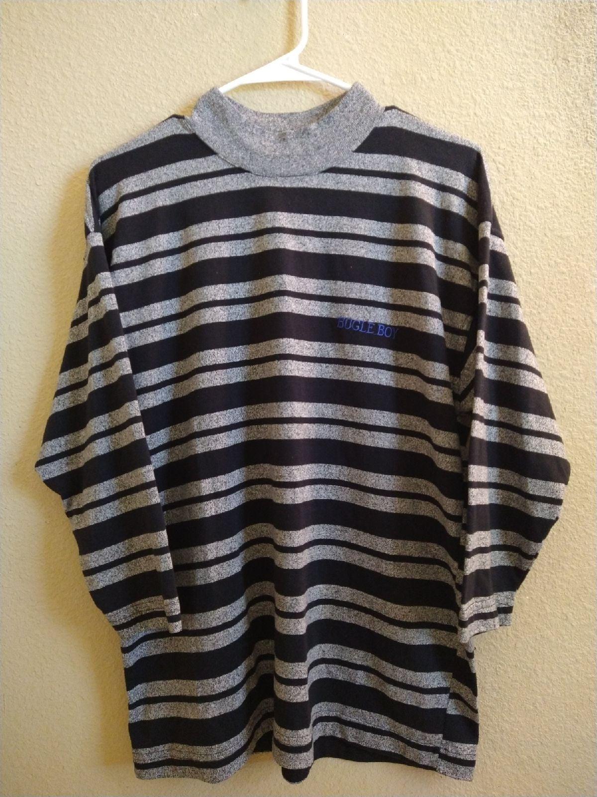 1990's Bugle Boy medium shirt