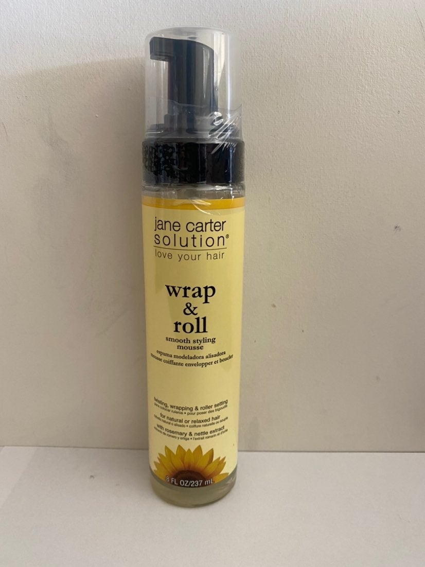Jane carter solution wrap & roll 8 oz.