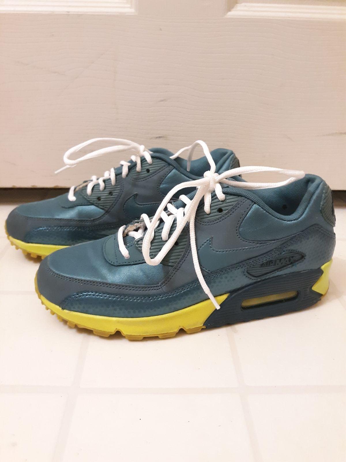Nike Air Max 90 Mineral Teal Volt womens