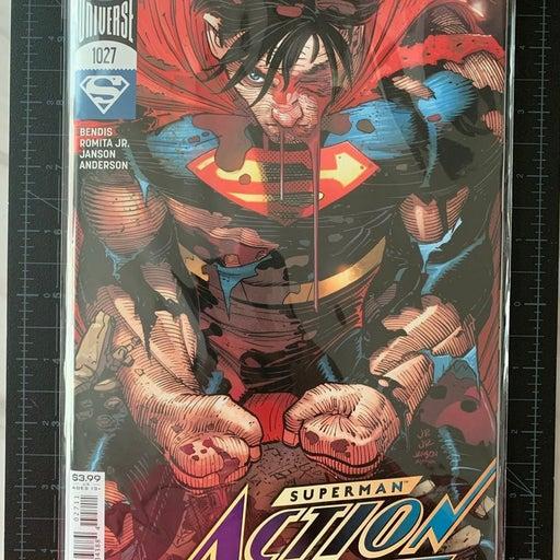 DC Action Comic