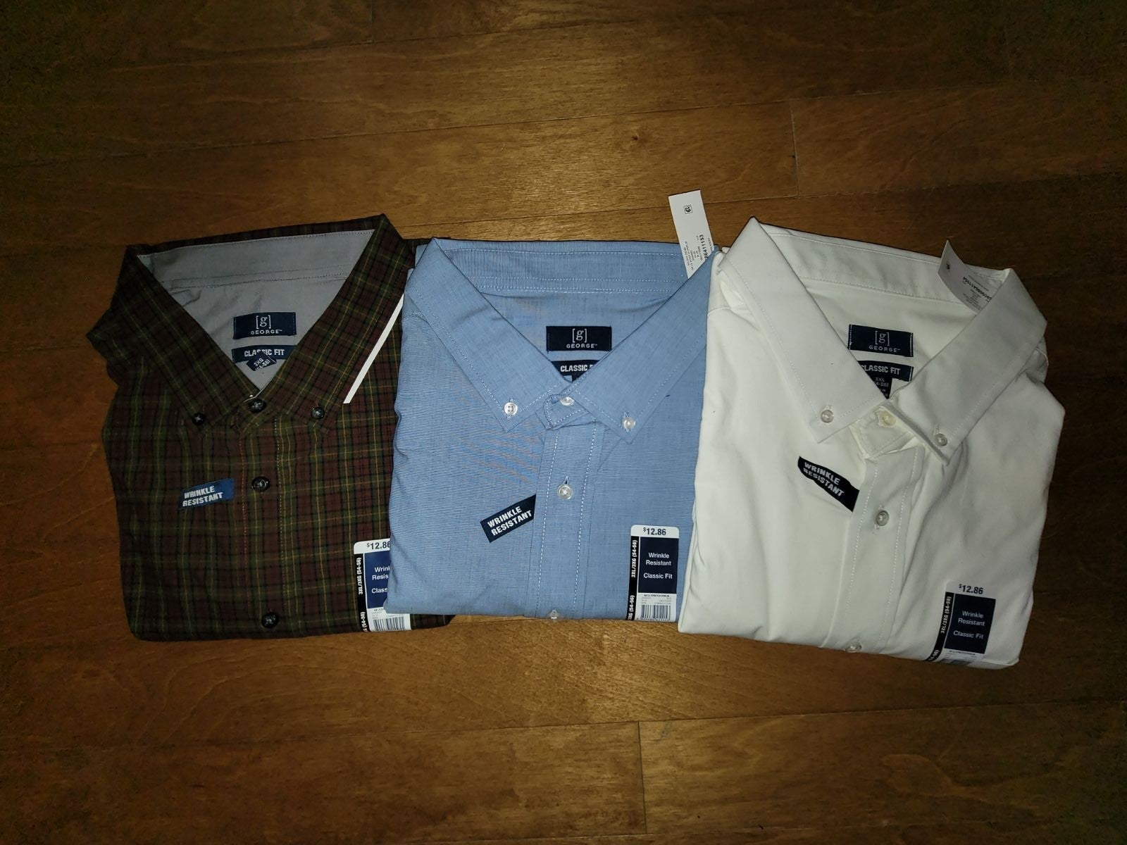 Long Sleeve Button Up Shirts