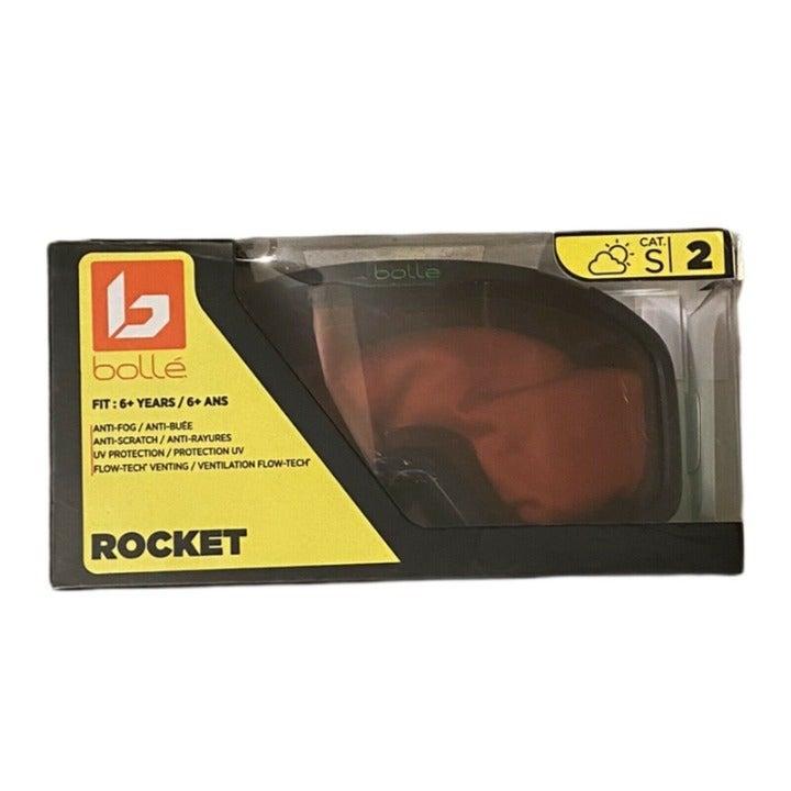 BOLLE Children's Ski Goggles ROCKET 6-12