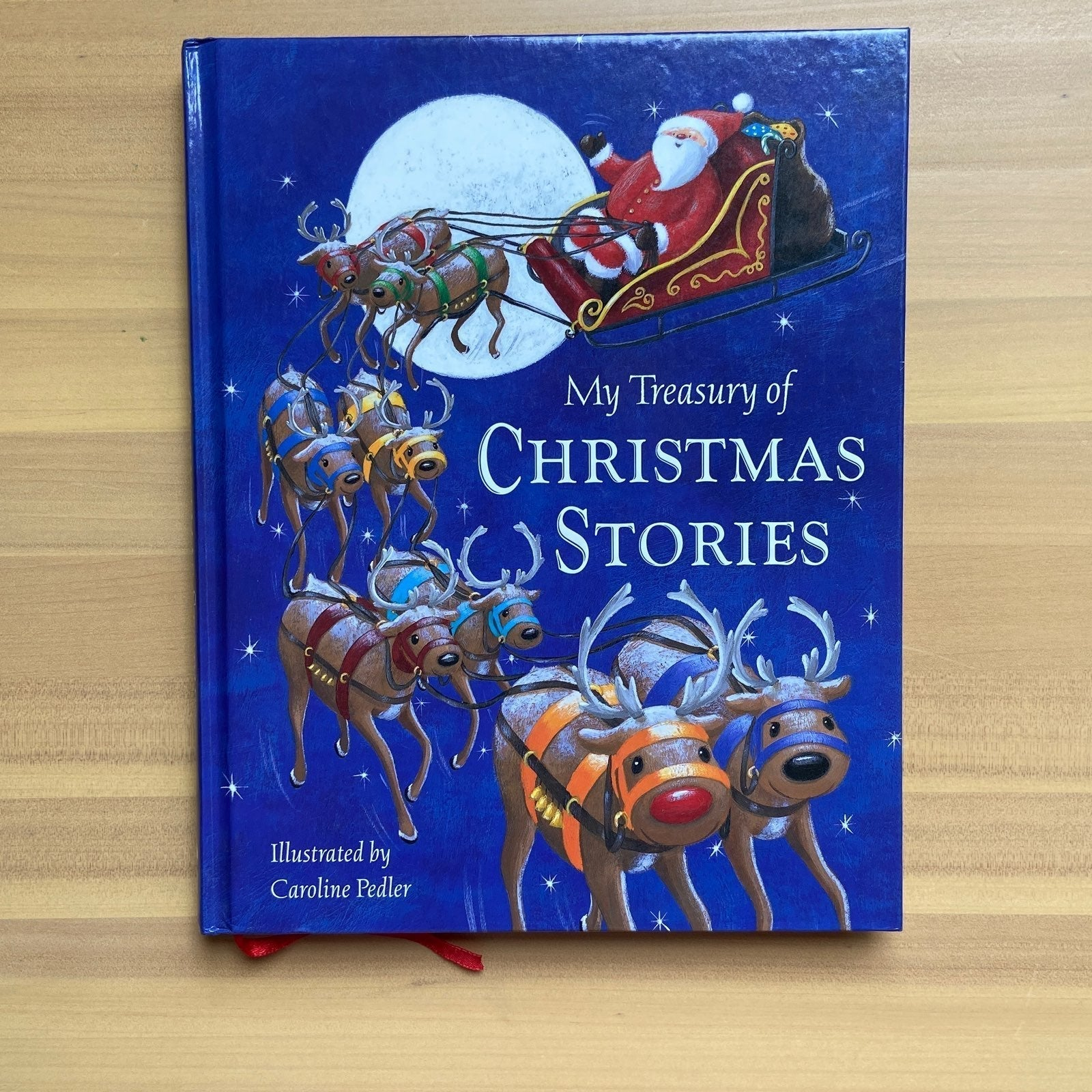 My Treasury of Christmas Stories book