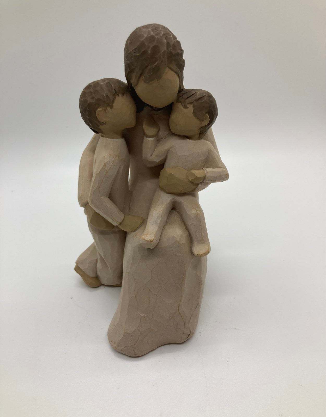 WILLOW tree figurine Mother and Children