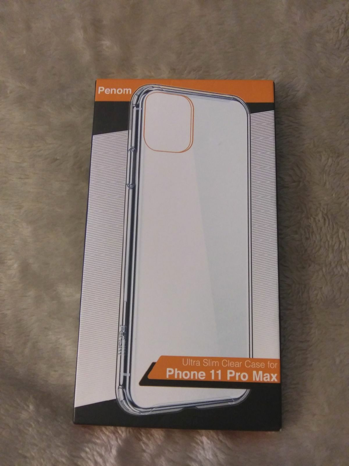 Pemon I Phone 11 Pro Max Phone Case