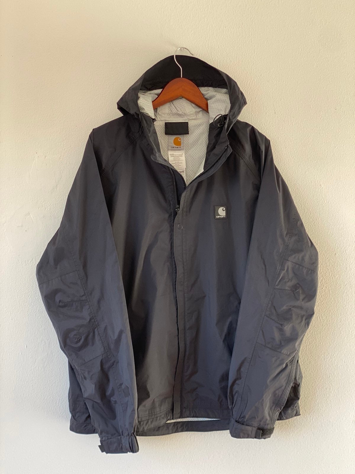 Carhartt Windbreaker Jacket Sz L