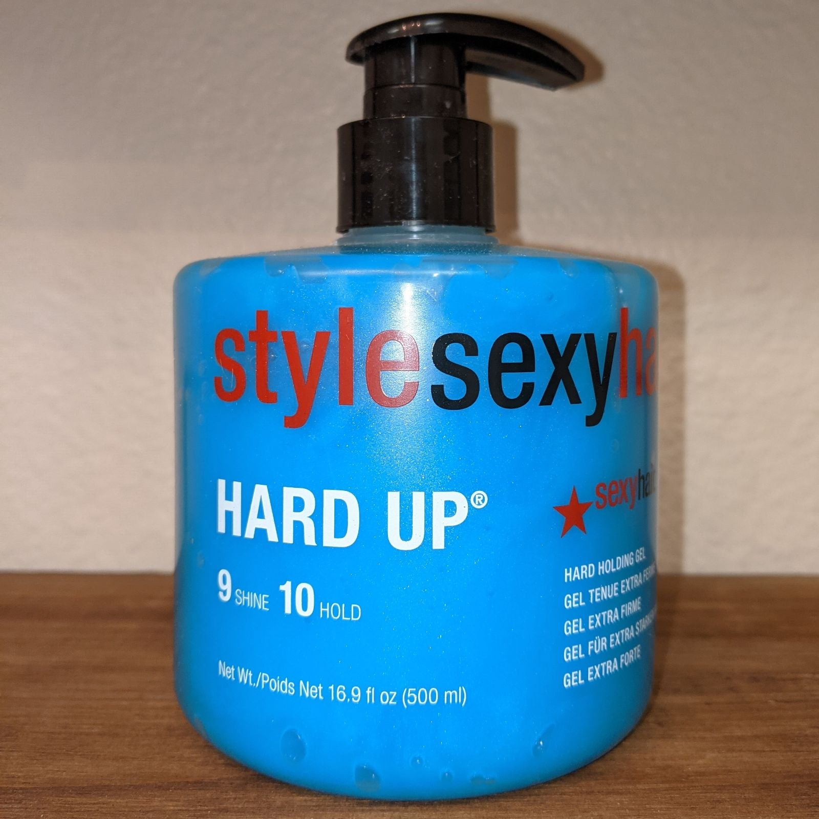 Hard Up Gel