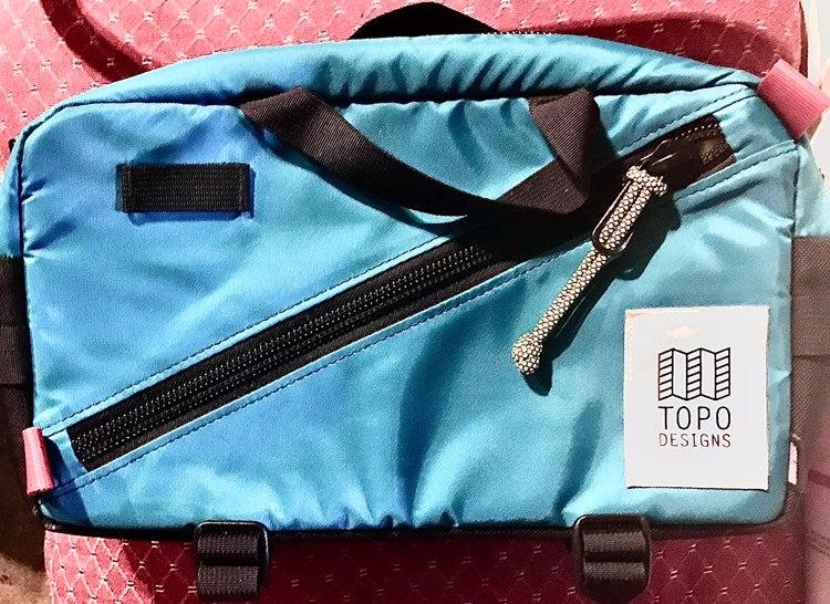 topo designs 4 way bag
