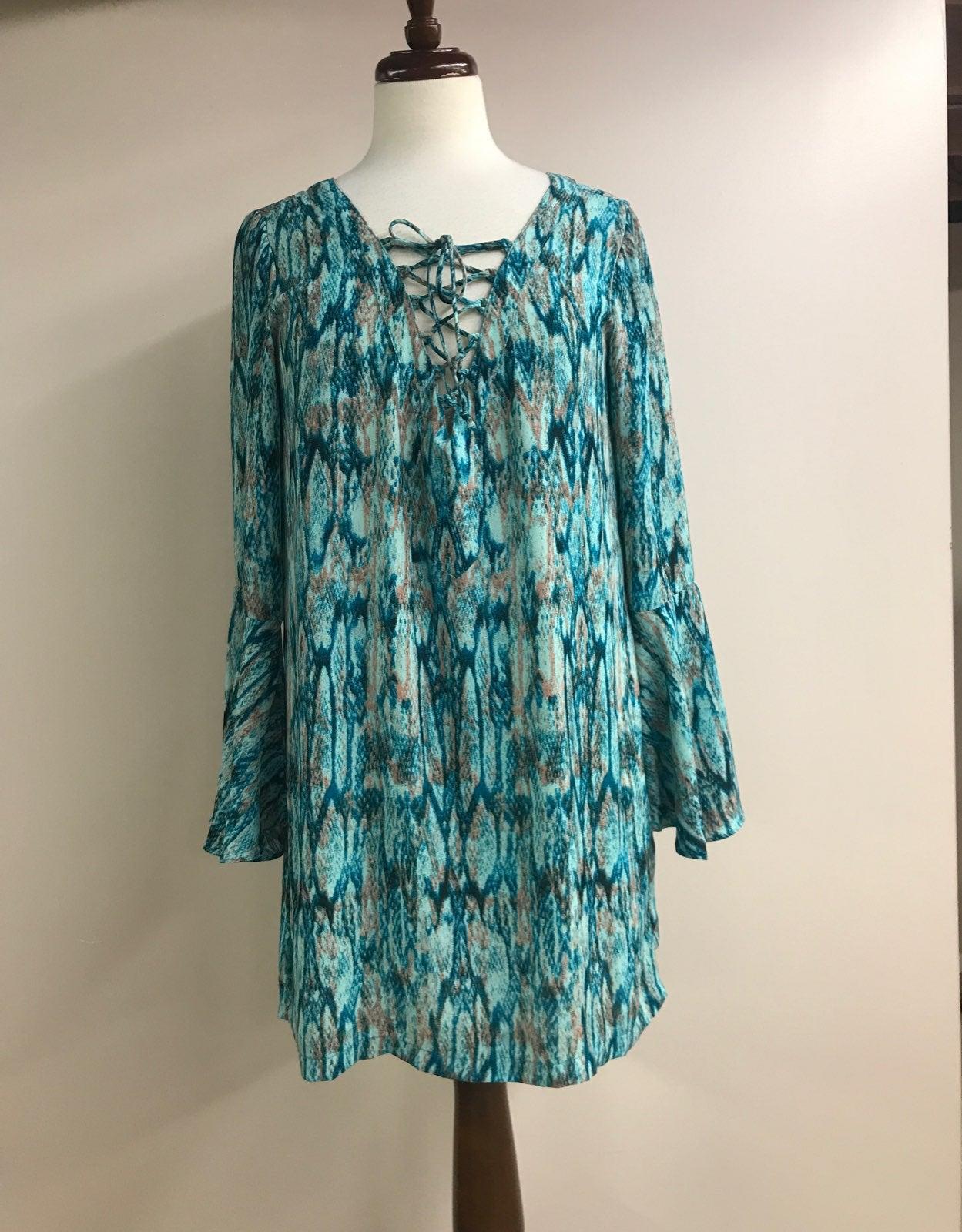 Olivaceous Dress medium