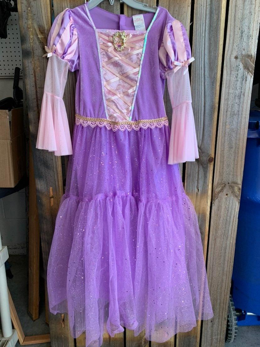 Disney Rapunzel Tangled Dress Size XL