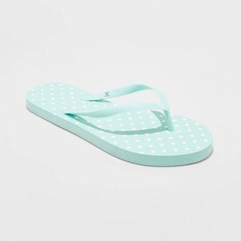 Shade & Shore Brynn Mint Sandals 11