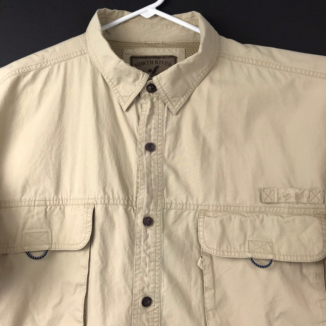 North River Outfitters Men's Shirt XXL