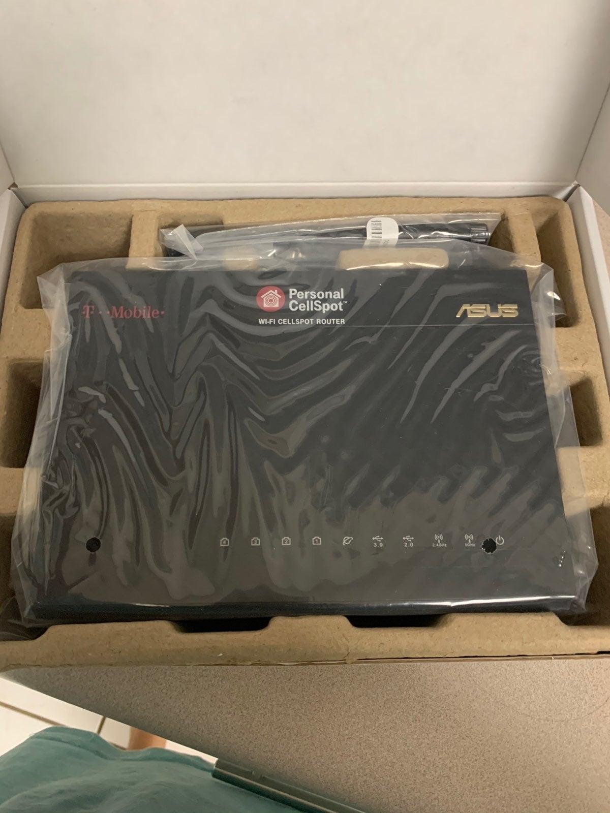 T-mobile cellspot router