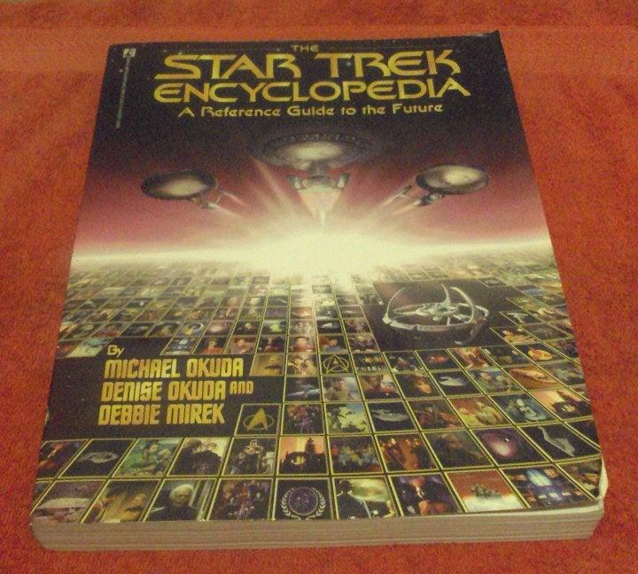 The Star Trek Encyclopedia Guide Book