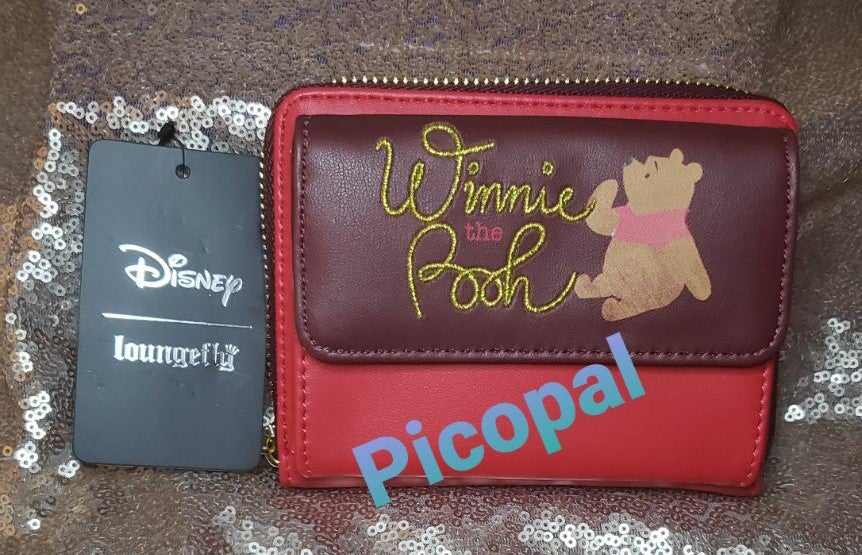 Loungefly Winnie The Pooh Wallet Europe