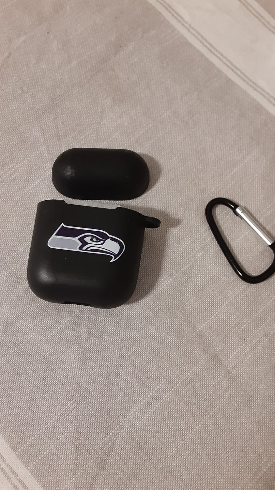 Seahawks Airpod case