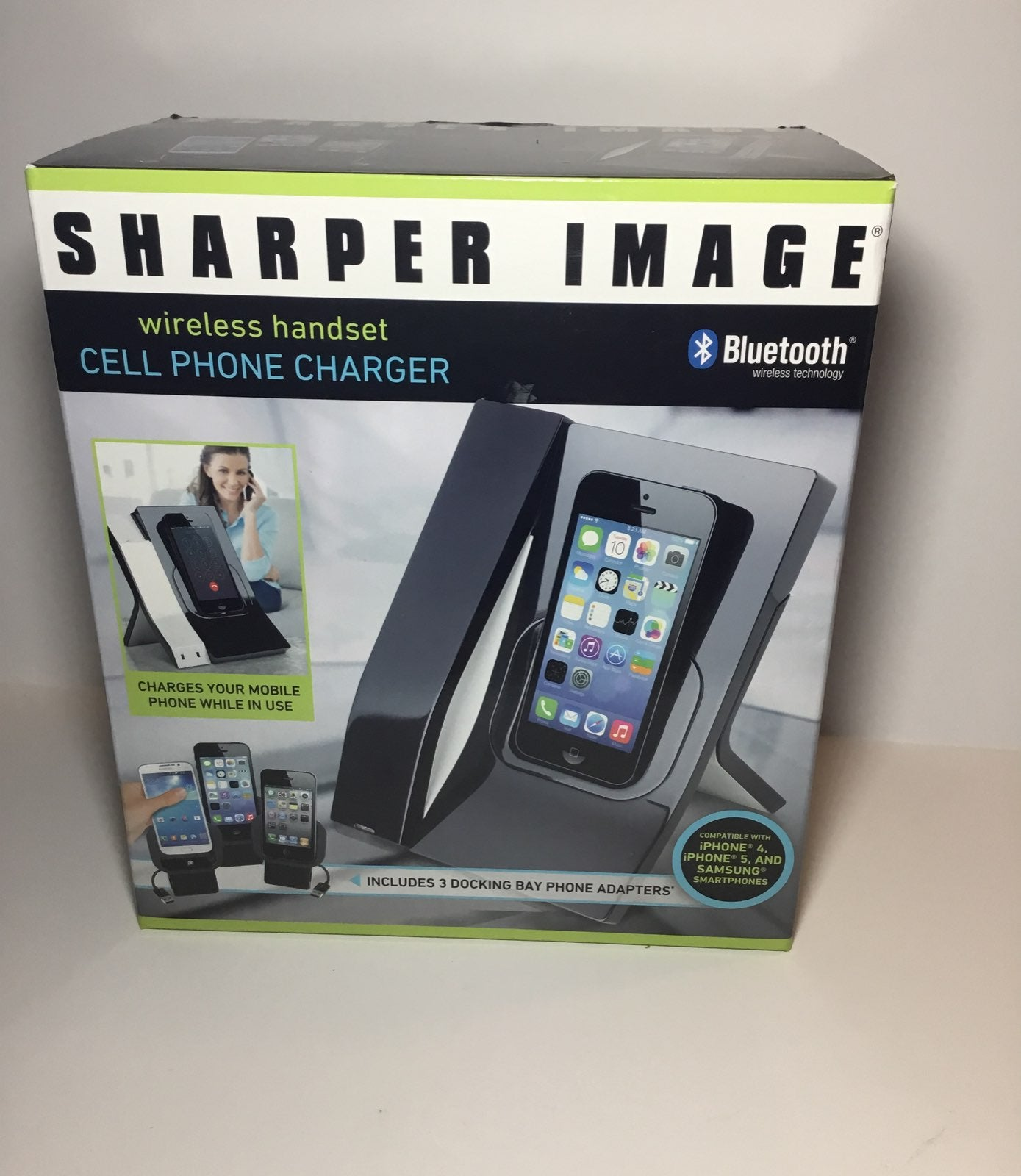 Bluetooth Wireless Handset charging dock